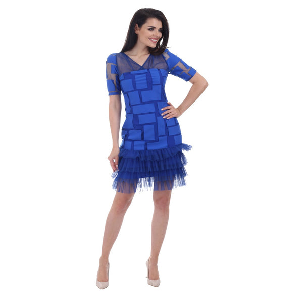 Dress Margo collection model 884a
