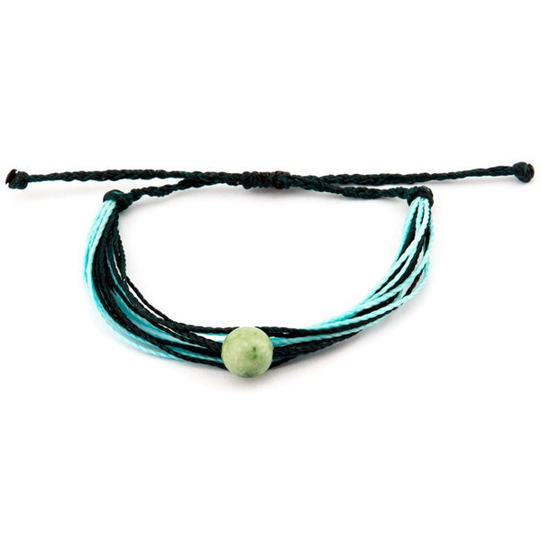 "Friendsh Joya Life´s Bracelet ""Black blue love"""