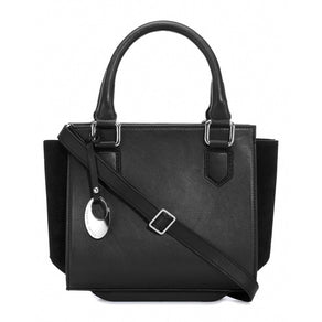 Phive Rivers Women's Black Handbag-PR1266