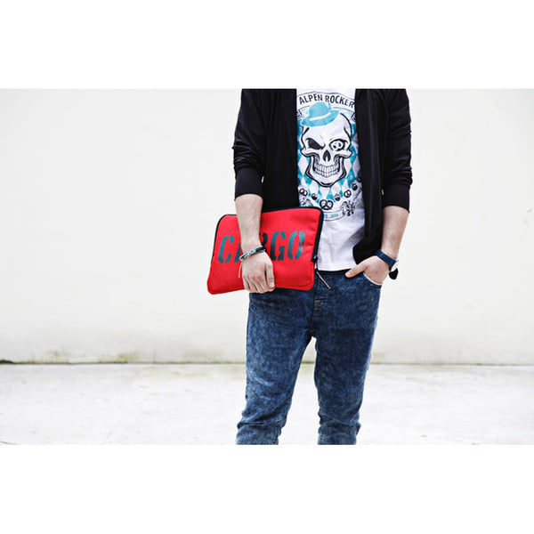 CARGO by OWEE laptop case - RED