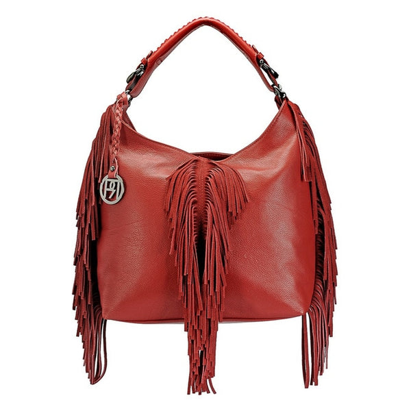 Phive Rivers Women's RED Hobo Bag-PR1069