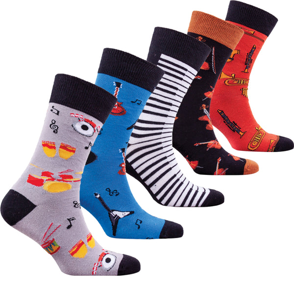 Men's Music Socks
