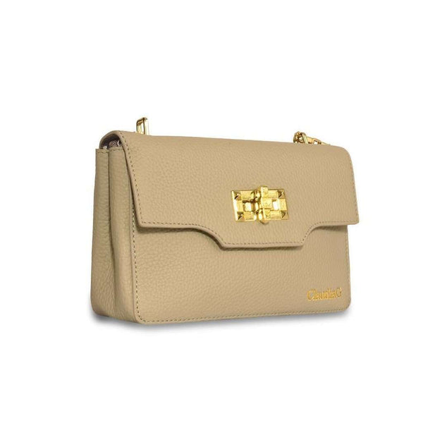 Sidekick Shoulder Bag -Tan