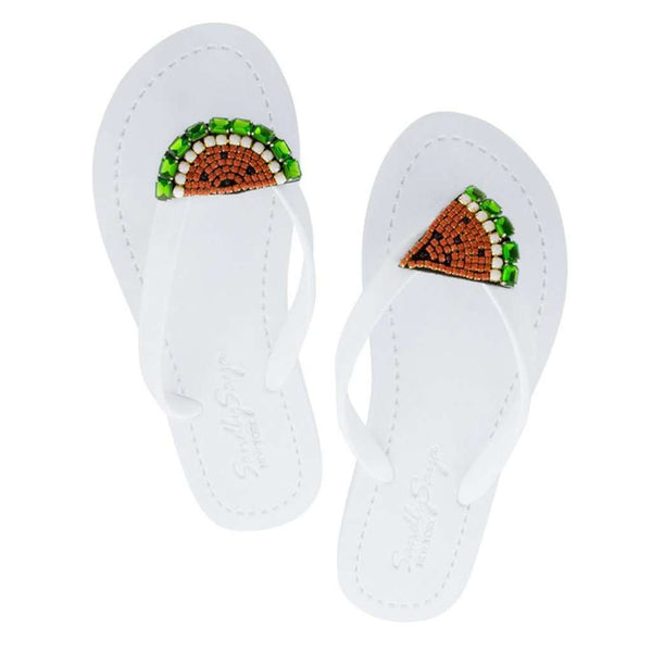Watermelon – Flat Sandal