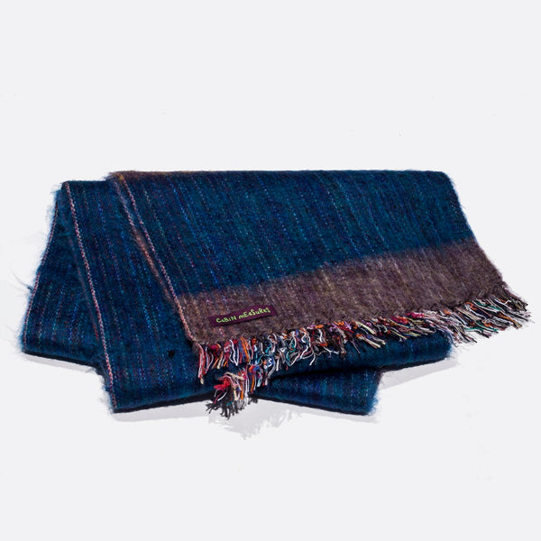 AZUL TRADITIONAL SCARF
