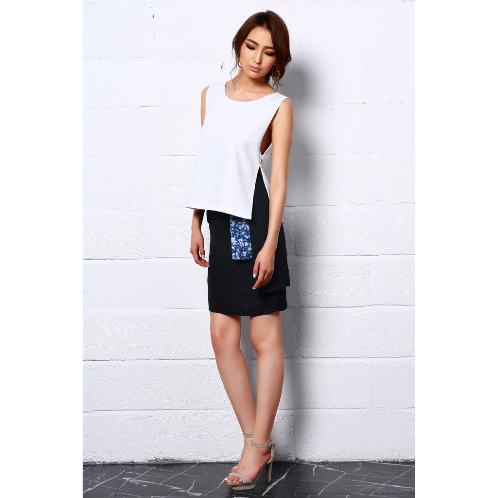Assortment Straight Line Skirt