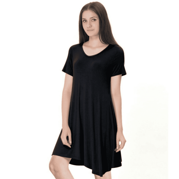 Swing Dress - 3 Colors