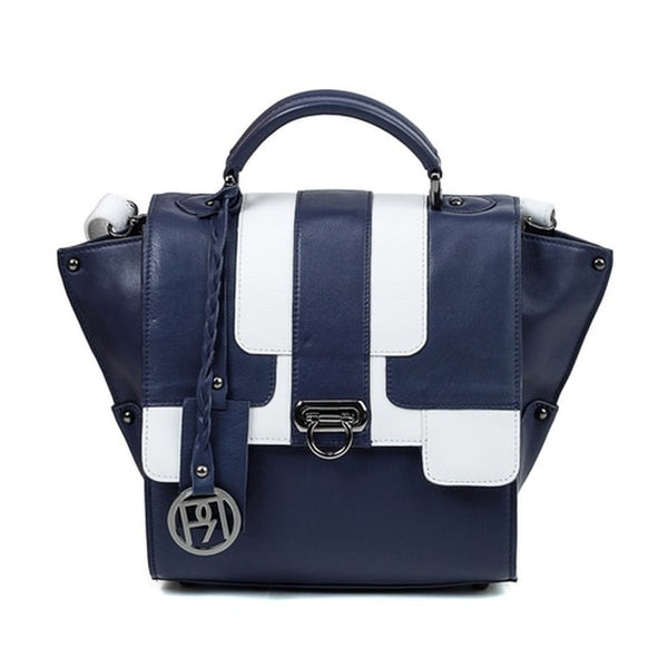 Phive Rivers Women's Navy Handbag-PR1021
