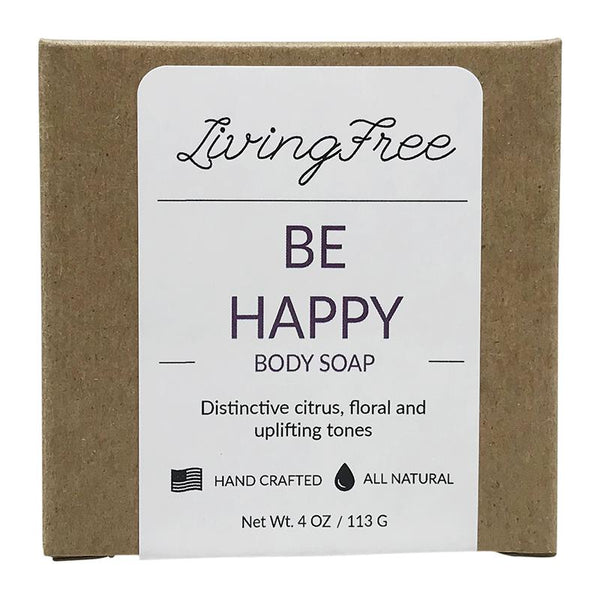 Be Happy Body Soap