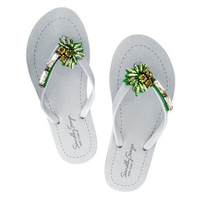 Palm Tree – Flat Sandal