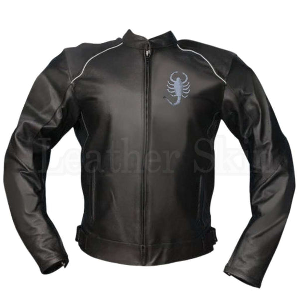 Scorpion Black Rider Leather Jacket