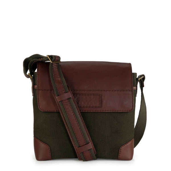 Phive Rivers Men's Green Messenger Bag-PR1154