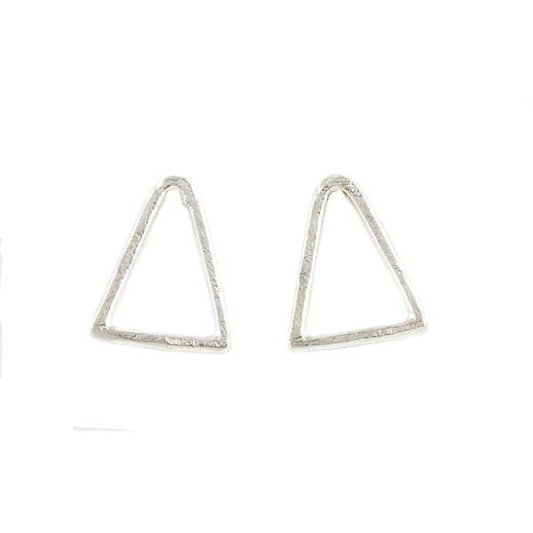 Shannon Triangle Studs