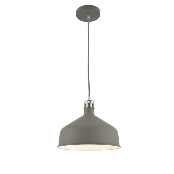 Ohr Lighting® IGLU Pendant, Gray (OH123)