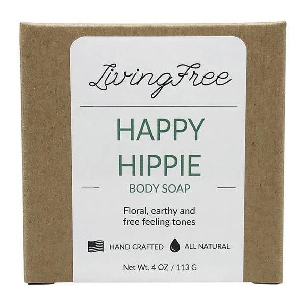 Happy Hippie Body Soap