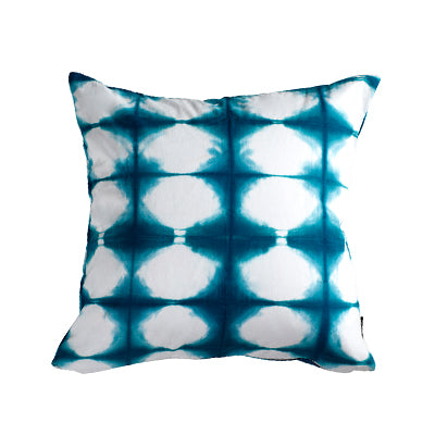 Tie Die - Vintage Pillow (Green)