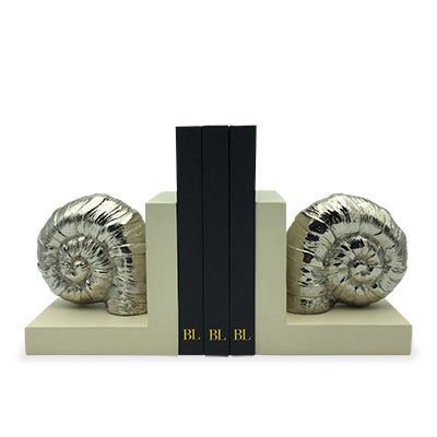 Book End Sea Snail CHAMPAIN