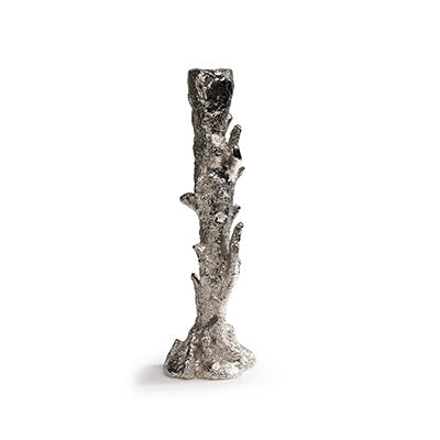 Coral Twig Candle Holder