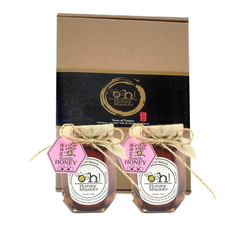 Oh! Honey Master Pure Roselle Honey Set
