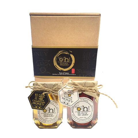Oh! Honey Master Pure Honey Set