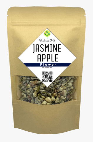 Wellness Hut Jasmine Apple Flower