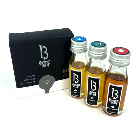 13 Honey Therapeutic Series Honey Gift Pack