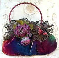 Chantilly Lace Bag Pattern (Designer: Robyn Alexander)