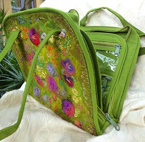 Workshop Wonder Bag Pattern (Designer: Robyn Alexander)