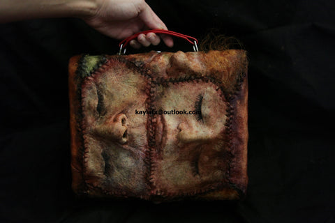 Ed Gein Inspired Make Up Case
