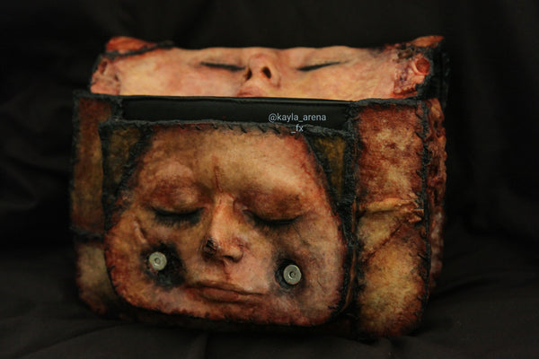 Ed Gein satchel bag
