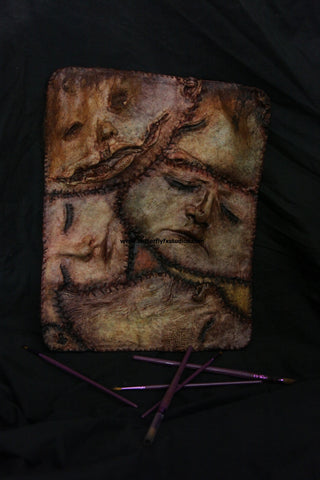 Ed Gein Inspired Art Case
