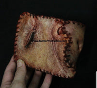 Ed Gein inspired Mens Bifold Wallet