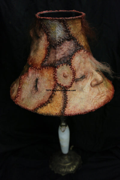 Ed Gein Inspired - Lamp Large Vintage