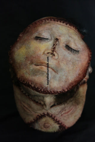Edward Theodore Gein ed gein inspired hat - similar style to ed – butterfly fx studios