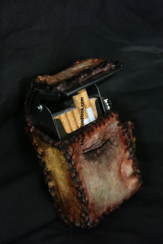 Ed Gein Inspired Cigarette case 20s