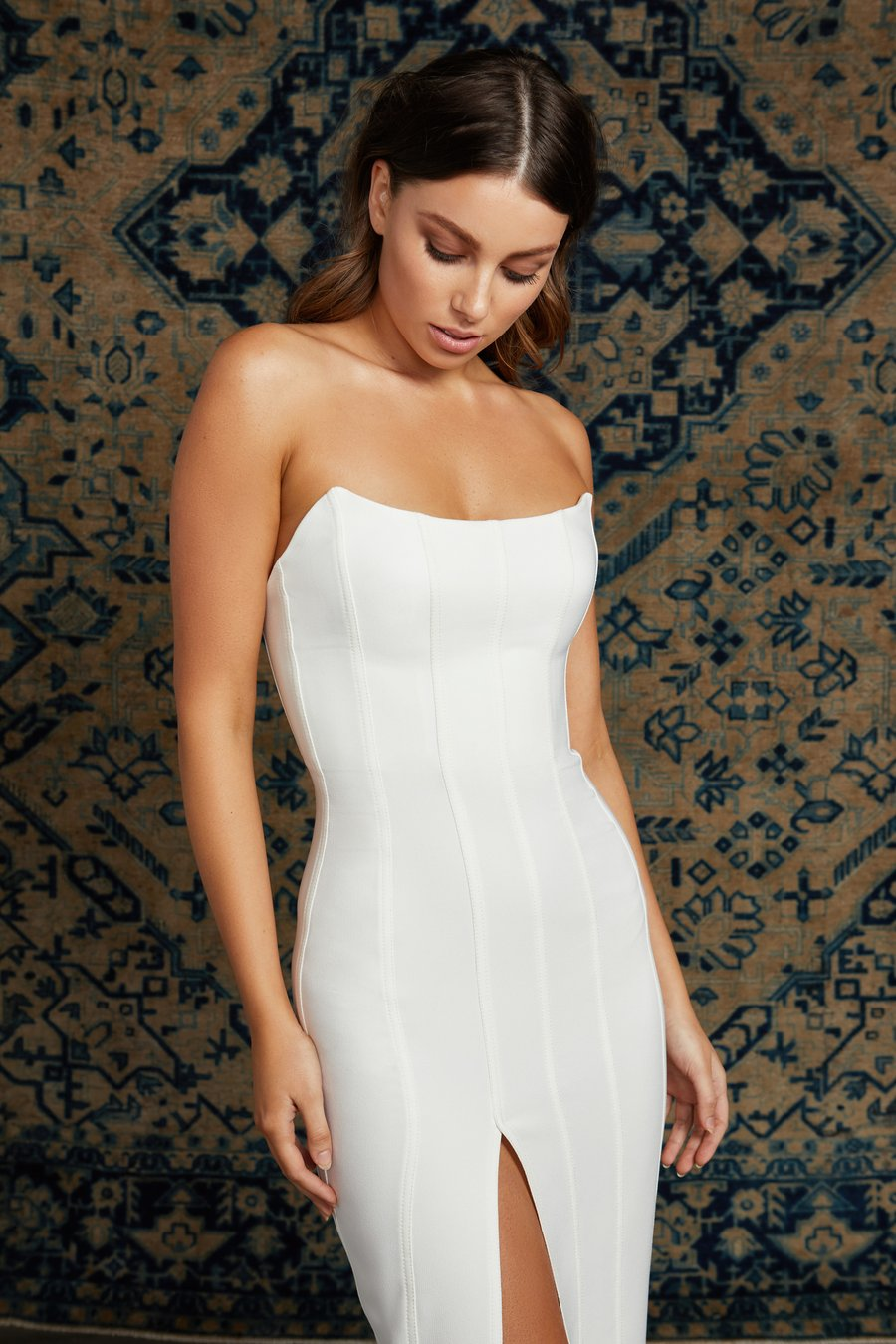 Mila Dress - White