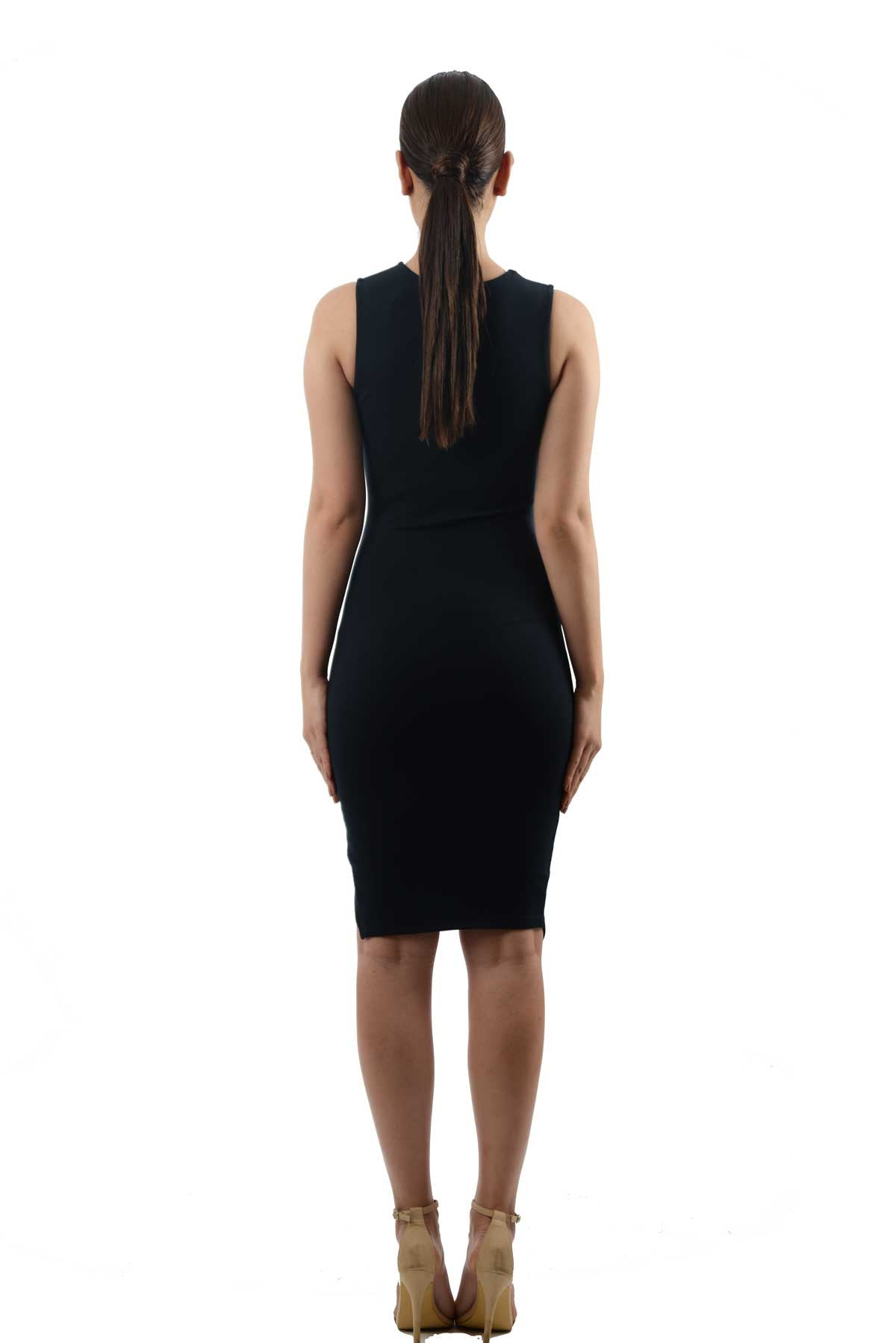 Gabriella Dress  - Black