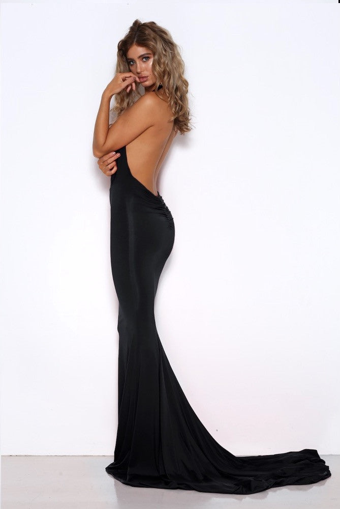Audrey Gown - Black