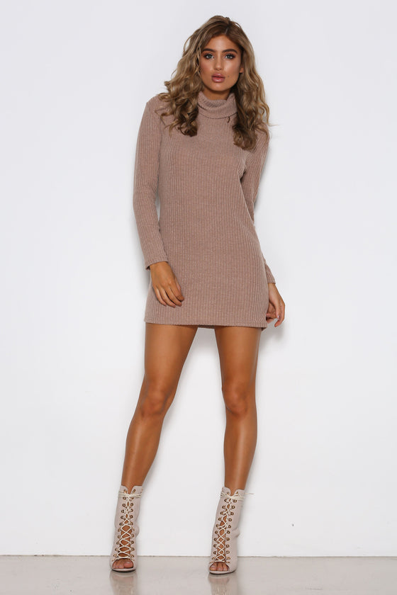 Gigi Jumper Dress