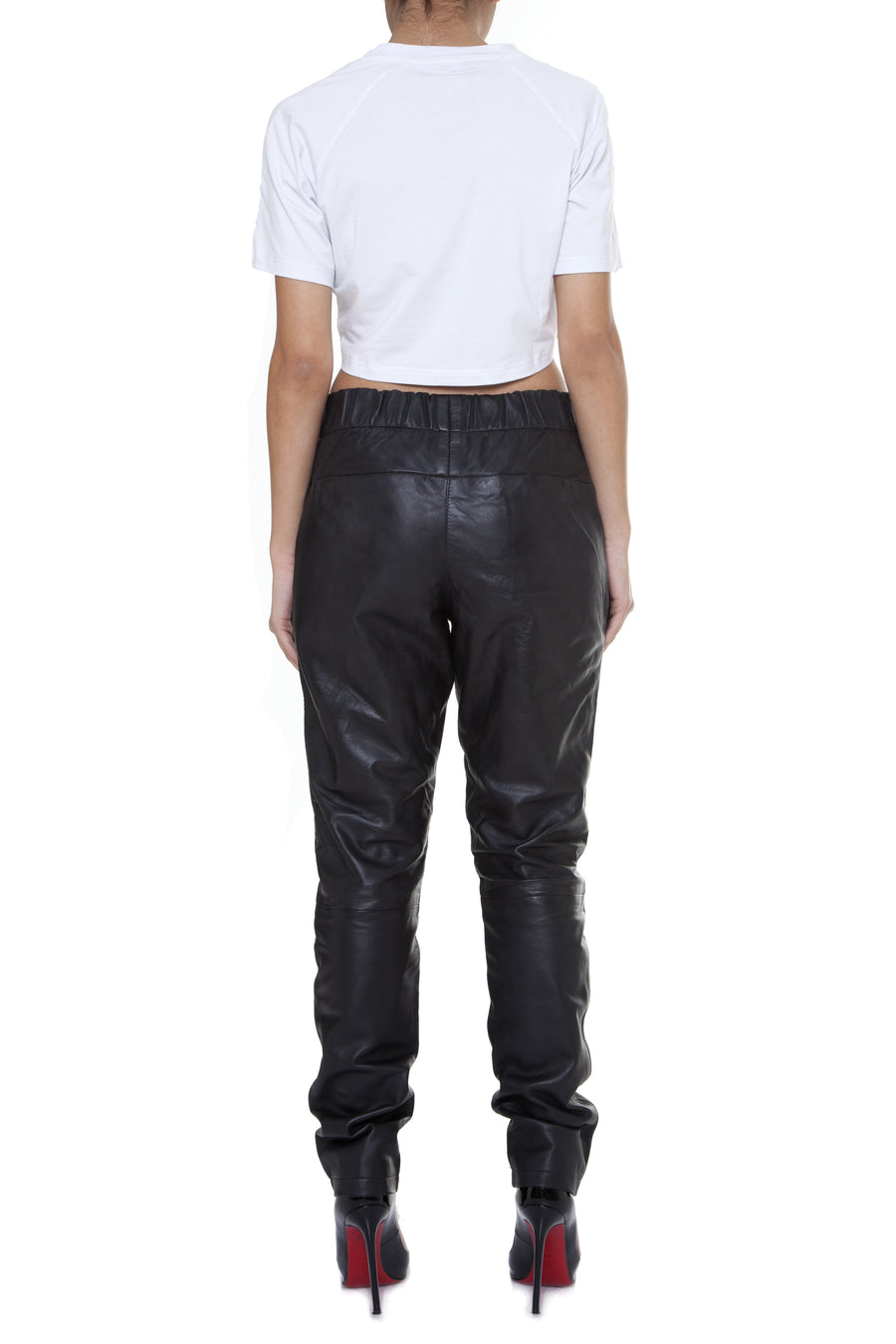Kimmy Leather Pants