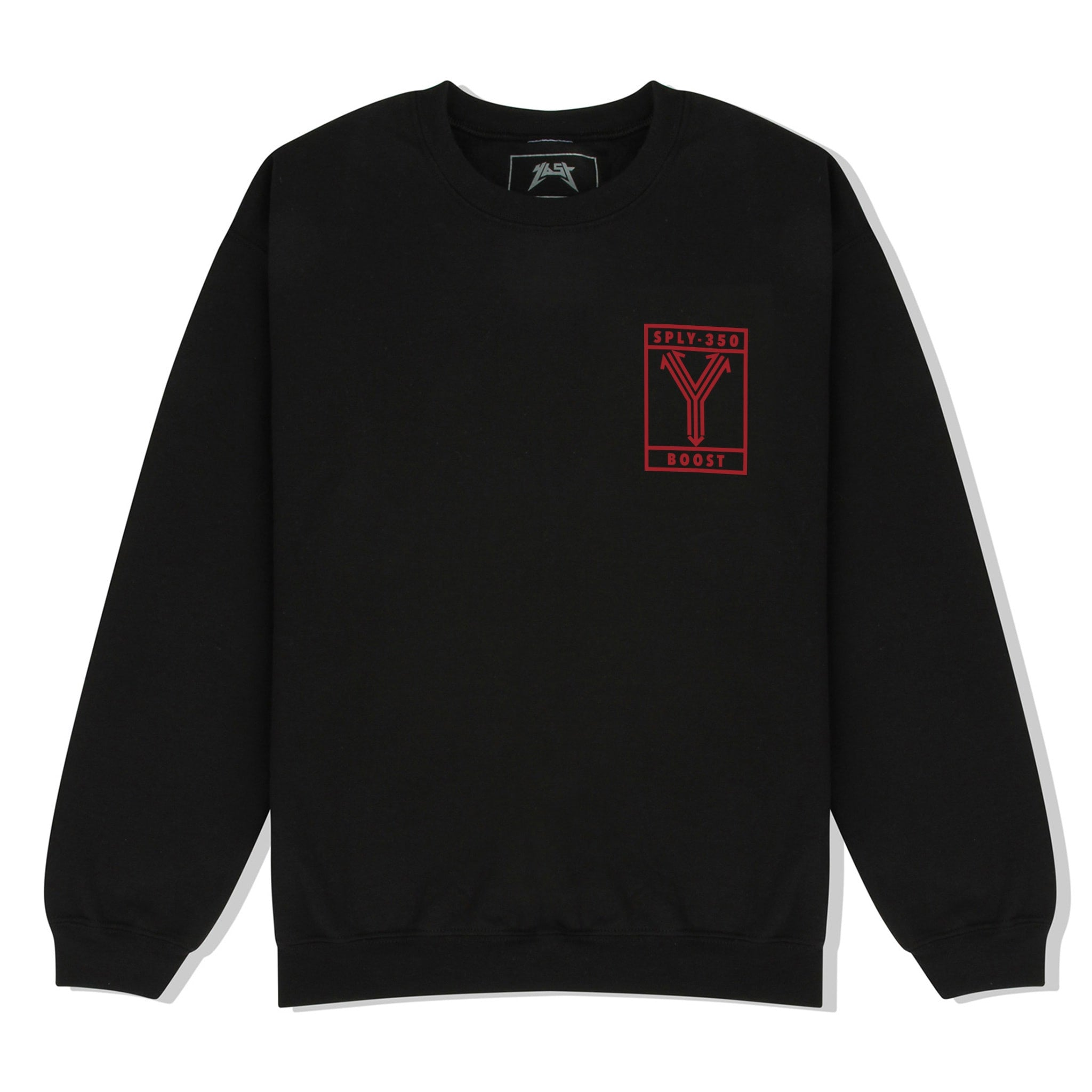 YBST Yalabasas Sweater Black - Front