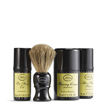 The Art of Shaving UNSCENTED CARRY-ON KIT - EscentialsLA