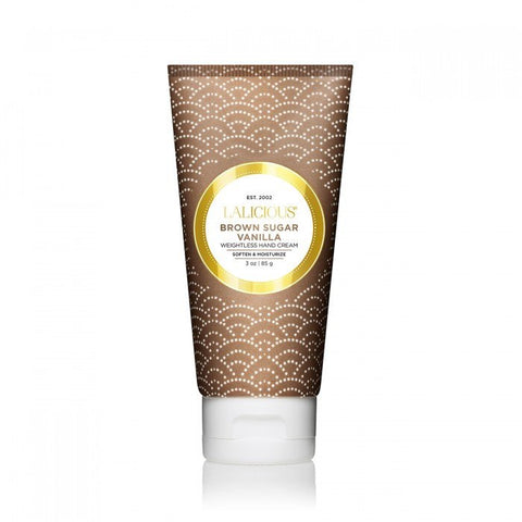 Brown Sugar Vanilla Hand Cream - EscentialsLA