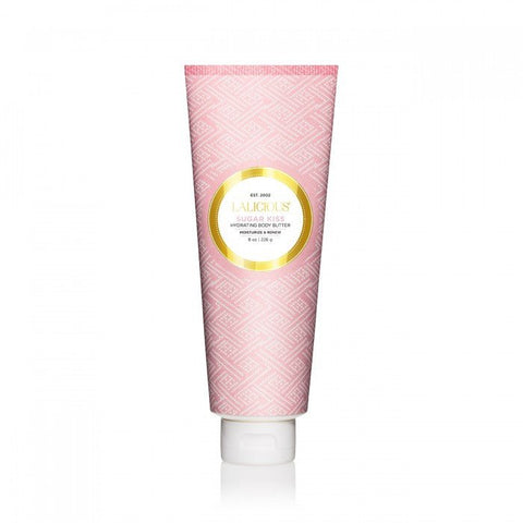 LaLicious Hydrating Body Butter, Sugar Kiss - EscentialsLA