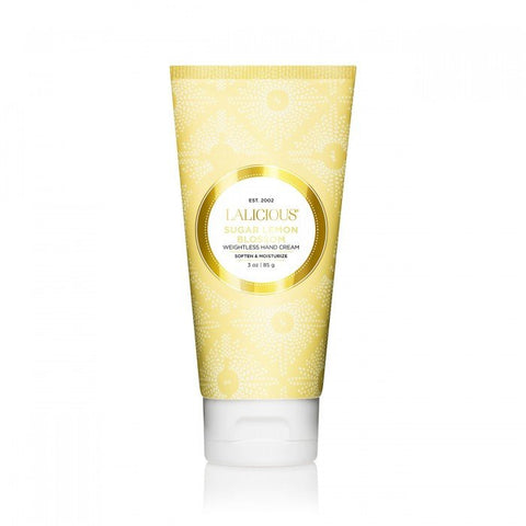 Sugar Lemon Blossom Hand Cream - EscentialsLA