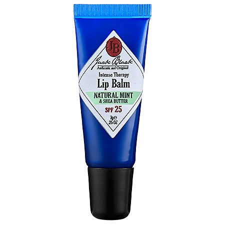 Jack Black Intense Therapy Lip Balm SPF 25 - EscentialsLA