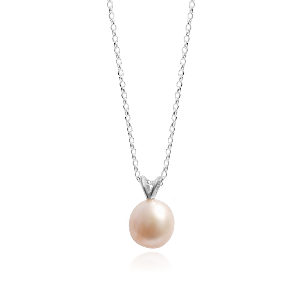necklace pink sterling set create and silver pendant an pearl nesr account bella earring