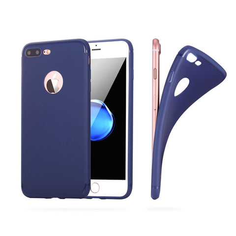 iPhone Case TPU Bumper Soft Protector for iPhone 8/8 Plus/7/7 Plus Case
