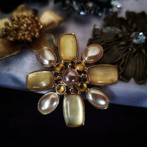 Vintage Magnetic Brooch - QB's Magnetic Creations
