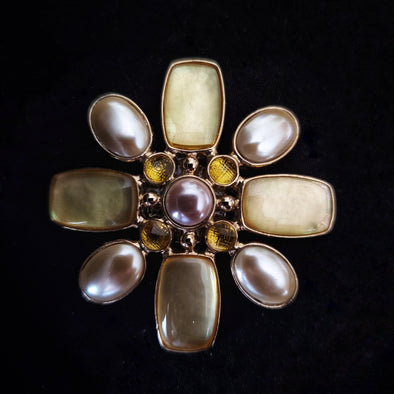 Vintage Magnetic Brooch - QB's Magnetic Jewelry Creations
